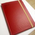 「OVER スケジュール帳 ウィークリー(OS-07):ガーベラ」